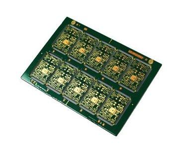 10 Layers Nickel PCB