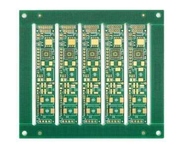 12 Layer Press-fit PCB