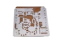 12 Layer Rigid Polyimide PCB with Heat Sink