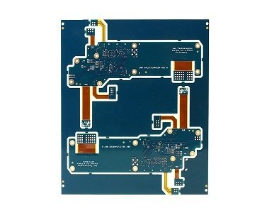 12 Layers Immersion Tin Gold PCB