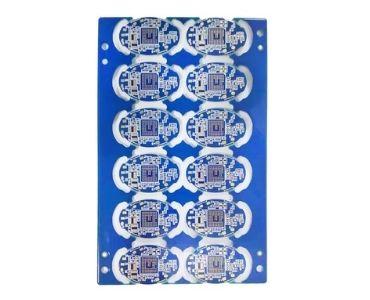 14 Layer Press-fit PCB