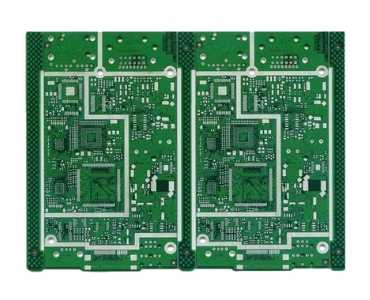 2.0MM Board Thickness Immersion Silver PCB