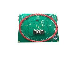 Electronic Weighing Scale Display PCB