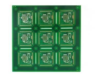 4 Layer Press-fit PCB