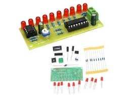 LED Chaser PCB