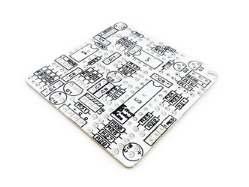 White Silkscreen PCB Board