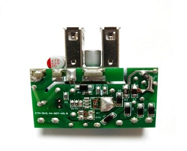 5V 2A Charger PCB