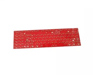 Red Computer PCB