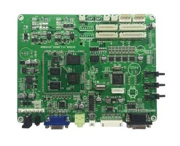 Emergency Light Sensitive PCB