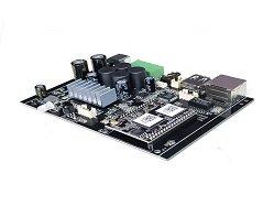Audio Power Amplifier Display PCB