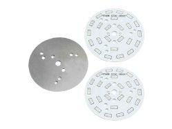 Aluminum LED Countersink PCB