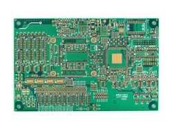 8-Layer Immersion Silver PCB