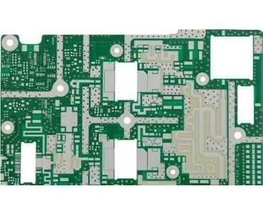 94V0 PCB Immersion Silver PCB