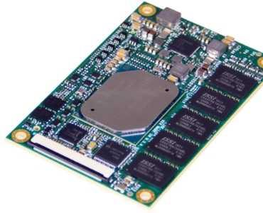 Aerospace CPU PCB