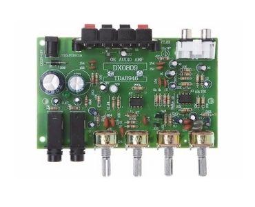 Amplifier Audio PCB
