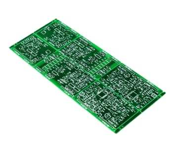 Amplifier LED Chaser PCB board