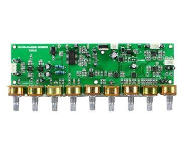 Audio Mixer PCB