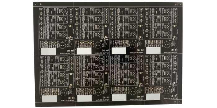 Black PCB