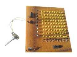 CD4017 Based LED Chaser PCB