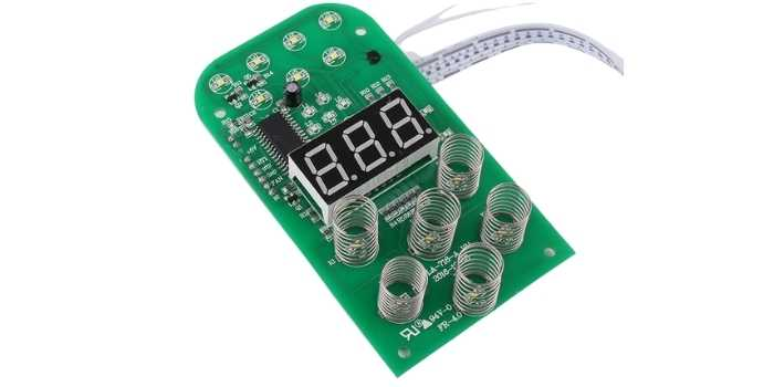 Circuit Breaker PCB