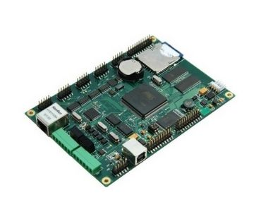 Computer Remote Control PCB