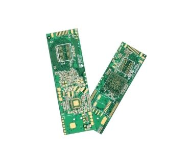 Double-Sided Polyimide High Temperature PCB