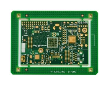 Double-sided FR5 PCB