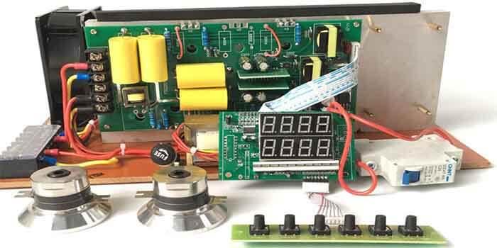 Dupont PCB Of Ultrasonic Scanners