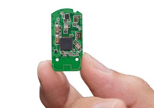 Small PCB