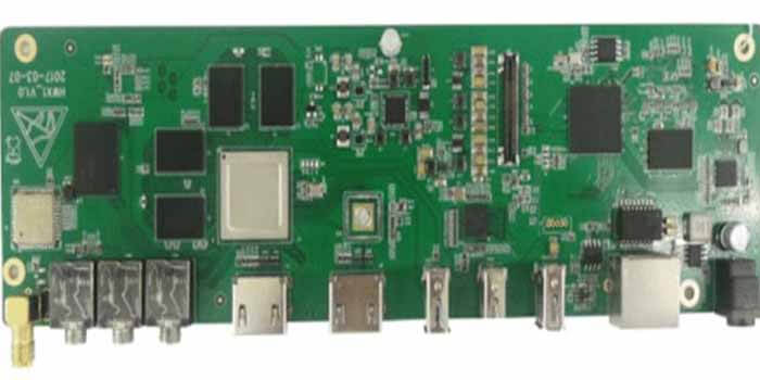 Circuit Board PCB Features