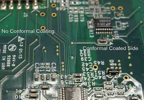 Carbon Ink PCB Coating Comparison