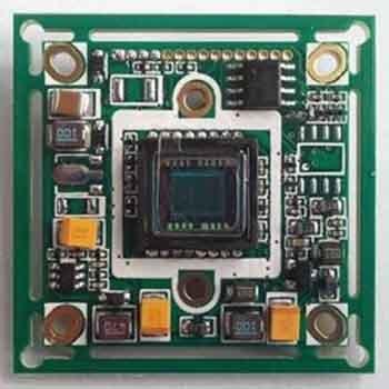 Functional Camera PCB