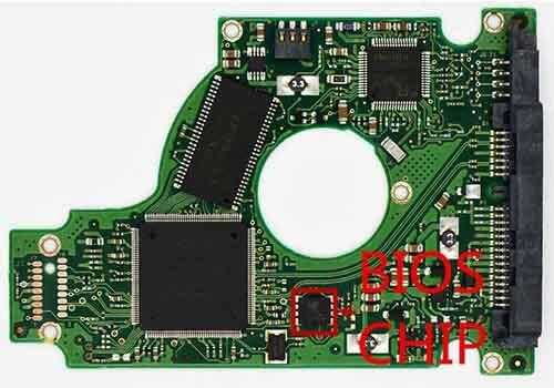 Hard Drive PCB Firmware
