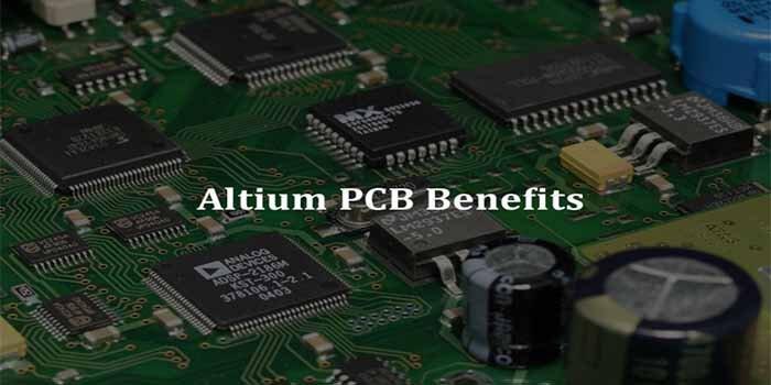 Altium PCB Benefits
