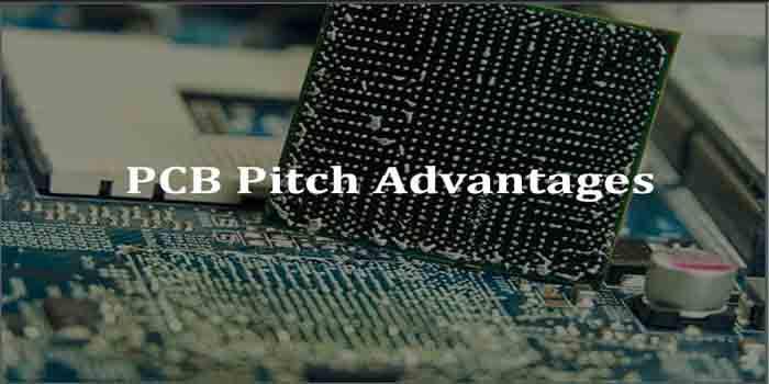 PCB Pitch Advantages