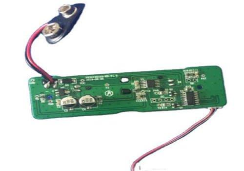 Siren Sound In Fire Alarm PCB