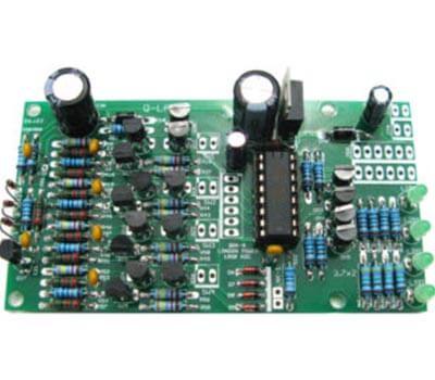 Durable Guitar Amp PCB