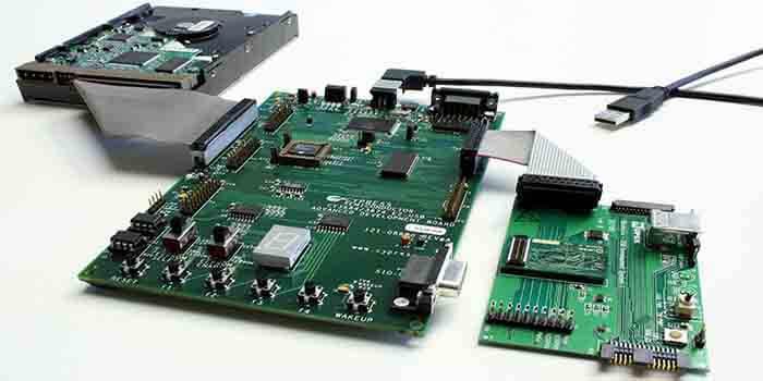 Hard Disk PCB Design