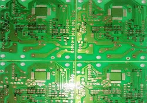 Residential Circuit Breaker PCB