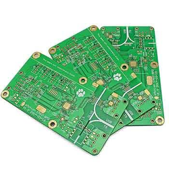 Battery PCB Impedance Control