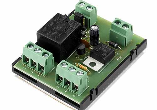 Signal Circuit In Fire Alarm PCB