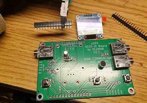 Faultless OLED Circuit Board