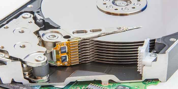 Hard Disk PCB Speed Control