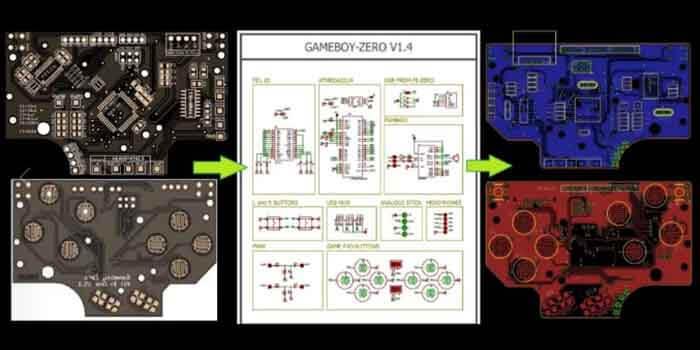 Altium PCB Reverse Engineering