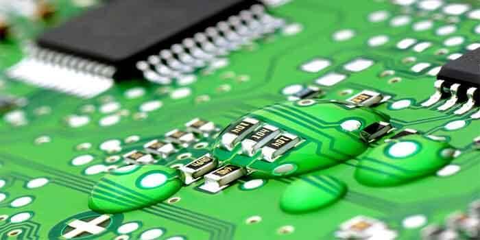 Moisture Proof Sensor PCB
