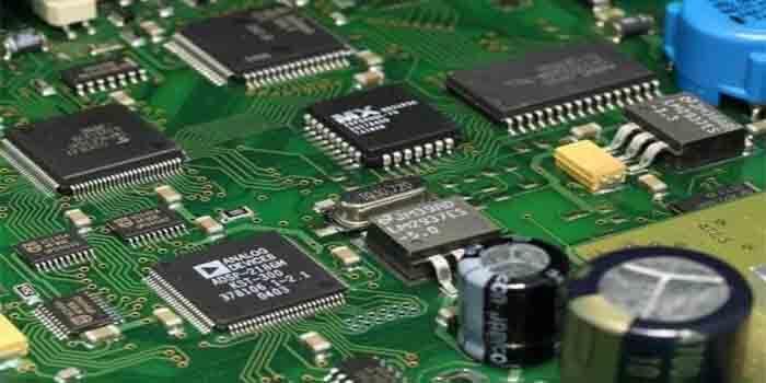 Testing 8 layer PCB