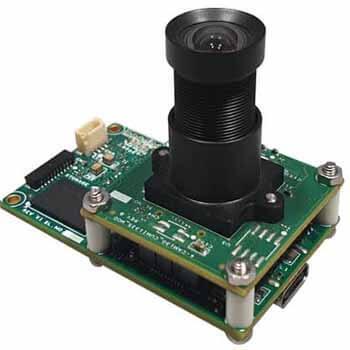 Camera PCB High Frame Rate