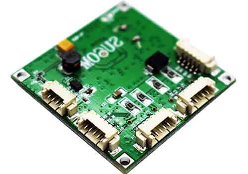 Features Small Printed Circuit Board