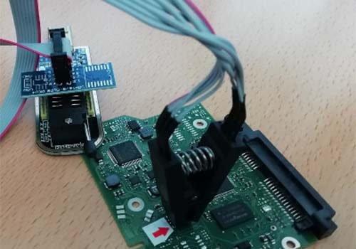 Hard Drive PCB Customization