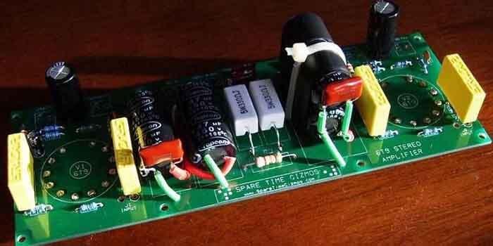 Guitar Amp PCB Tube Technology